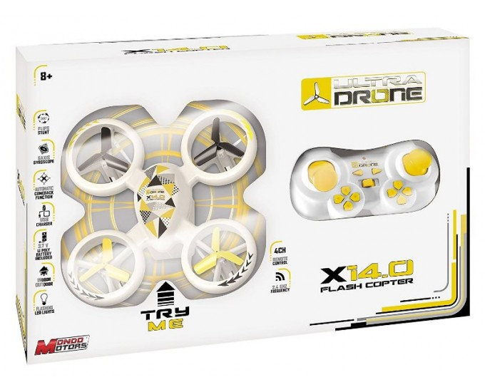 ULTRADRONE X14.0 FLASH COPTER R/C