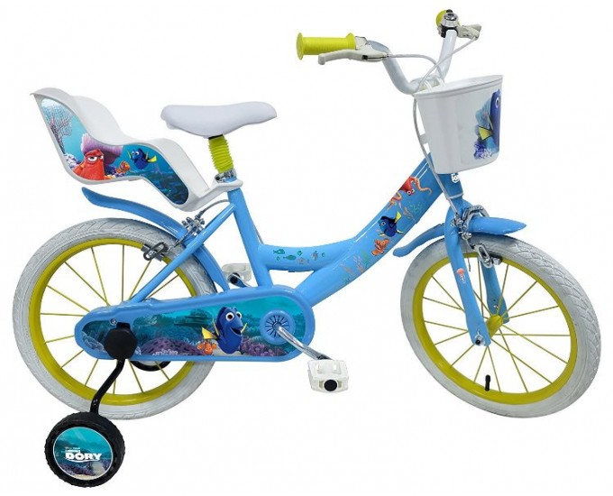 BICI 16 FINDING DORY
