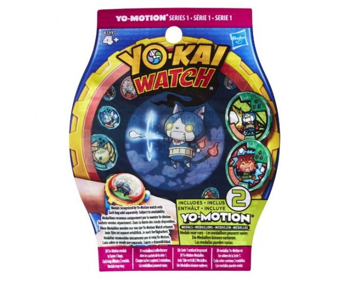 YO-KAI MEDAL BLIND BAG S.2
