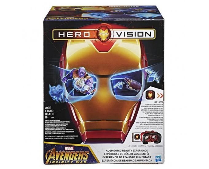 AVENGERS HERO VISION IRON MAN MASK